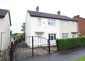 Thumbnail 2 bed semi-detached house for sale in Brooklands Avenue, Seacroft, Leeds