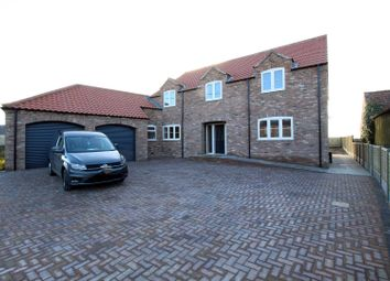 Thumbnail 4 bed detached house for sale in Mill Land, Bielby, York