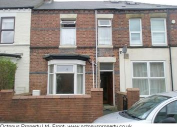 Thumbnail 4 bed terraced house to rent in Belle Grove West, Newcastle Upon Tyne