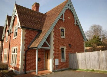 Thumbnail 2 bed semi-detached house for sale in Church Mews, Belmont Road, Uckfield, East Sussex
