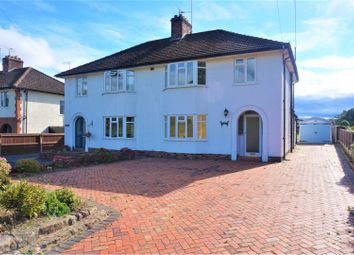 Thumbnail 3 bed semi-detached house for sale in Burton Road, Rossett