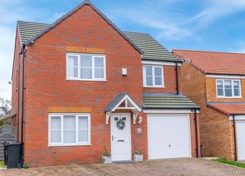 Thumbnail 4 bed detached house for sale in Leyburn Avenue, Morley, Leeds