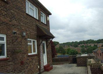Thumbnail 2 bed maisonette to rent in Spinnaker Court, The Fairway, Rochester