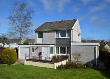 Thumbnail 3 bed detached house for sale in Hanson Road, Liskeard, Cornwall