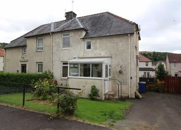 Thumbnail 3 bed semi-detached house for sale in Drummond Street, Greenock, Renfrewshire