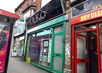 Thumbnail Retail premises to let in 213 High Street North, East Ham, London