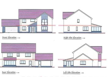 Thumbnail 4 bed detached house for sale in Bro Gwynfaen, Croeslan, Llandysul