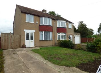 Thumbnail 3 bed semi-detached house for sale in Eden Grove Road, Edenthorpe, Doncaster, South Yorkshire
