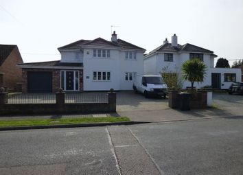 Thumbnail 4 bedroom detached house for sale in Borrow Road, Lowestoft