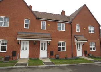Thumbnail 3 bed terraced house for sale in Chapple Hyam Avenue, Bishops Itchington, Southam