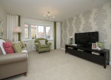 "Thumbnail 4 bed detached house for sale in ""Chesham"" at Armitage Road, Rugeley"
