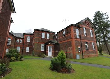 Thumbnail 2 bed flat for sale in 19, The Uplands, Bishopton Drive, Macclesfield, Cheshire