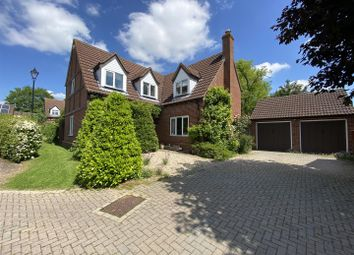 Thumbnail 4 bed detached house for sale in Walton Gardens, Tewkesbury