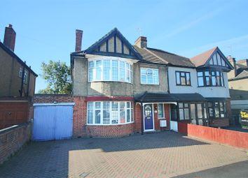 Thumbnail 4 bed semi-detached house for sale in Woodgrange Avenue, Kenton, Harrow