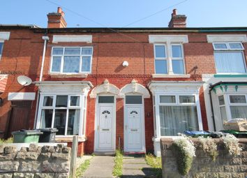 Thumbnail 2 bed terraced house to rent in Linden Road, Bearwood