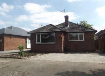 Thumbnail 2 bed bungalow to rent in Clay Lane, Handforth, Wilmslow
