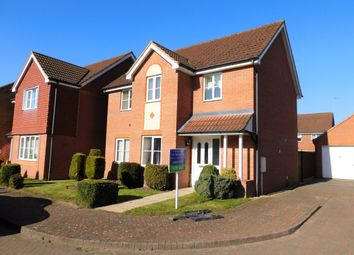 Thumbnail 3 bed detached house for sale in John Harrison Way, Holbeach, Spalding
