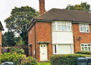 Thumbnail 1 bed maisonette for sale in Bordesley Green East, Stechford, Birmingham
