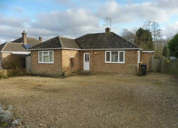 Thumbnail 3 bedroom detached bungalow for sale in Smeeth Road, Marshland St. James, Wisbech
