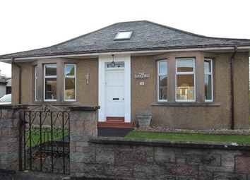 Thumbnail 3 bed bungalow to rent in South Street, Stirling