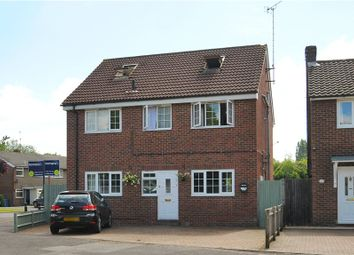 Thumbnail 4 bed property for sale in Myrtle Drive, Blackwater, Camberley