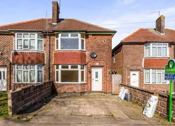 Thumbnail 3 bedroom semi-detached house to rent in Hermitage Road, Whitwick, Coalville