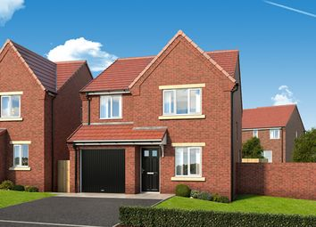 """Thumbnail 4 bedroom property for sale in """"The Elm"""" at Dunblane Crescent, West Denton, Newcastle Upon Tyne"""