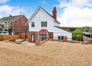 Thumbnail 4 bed detached house for sale in Dereham Road, Norwich