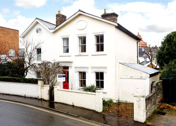 Thumbnail 3 bed semi-detached house for sale in Lower Teddington Road, Hampton Wick