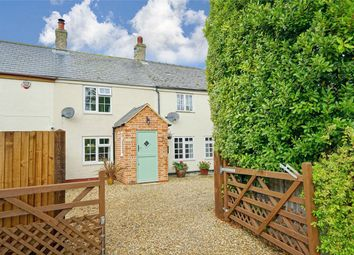 Thumbnail 2 bed cottage for sale in Hail Weston, St Neots, Cambridgeshire
