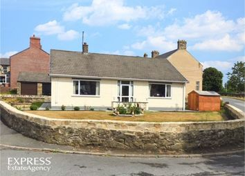 Thumbnail 2 bed detached bungalow for sale in Manor Street, Evenwood, Bishop Auckland, Durham