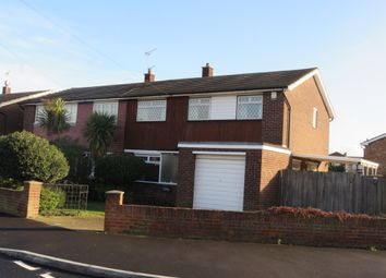 Thumbnail 3 bed semi-detached house for sale in Cedar Road, Chadwell-St-Mary