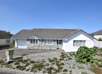 Thumbnail 4 bed detached bungalow for sale in Trevena Drive, Tintagel