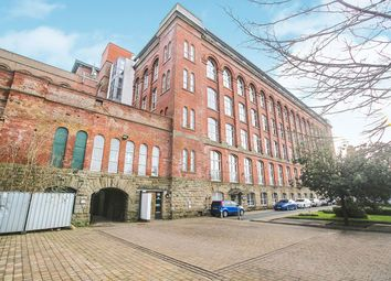 Thumbnail 2 bed flat for sale in Waterhouse Way, Reddish, Stockport
