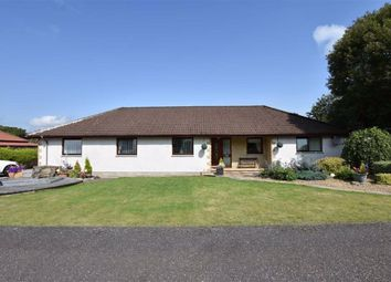 Thumbnail 4 bed detached bungalow for sale in The Meadows, Muir Of Ord, Ross-Shire
