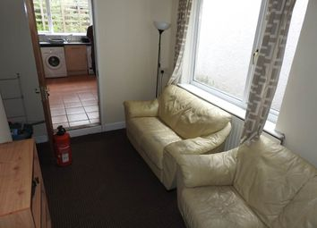 Thumbnail 3 bed shared accommodation to rent in Marlborough Road, Brynmill, Swansea