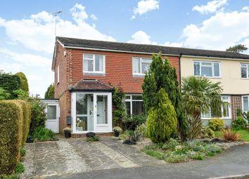 Thumbnail 3 bedroom semi-detached house for sale in Bisley, Woking