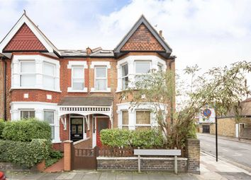 Thumbnail 4 bed semi-detached house for sale in Leighton Road, London