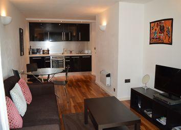 Thumbnail 2 bedroom flat for sale in Riverside Way, Leeds