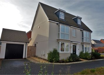5 bed detached house for sale in Newcourt Way, Exeter EX2