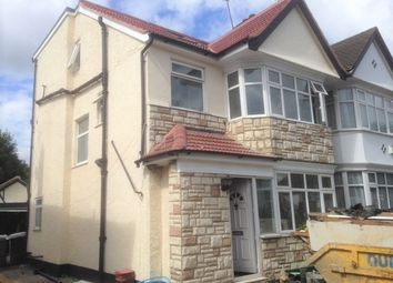 Thumbnail 4 bed semi-detached house to rent in Regal Way, Harrow, Middlesex