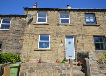 Thumbnail 2 bed terraced house for sale in Linfit Lane, Kirkburton, Huddersfield