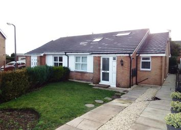 Thumbnail 4 bed bungalow for sale in Withens Hill Croft, Halifax, West Yorkshire