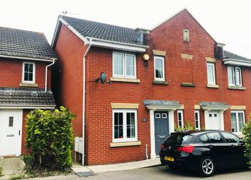 Thumbnail 3 bed semi-detached house for sale in Willowbrook Gardens, St. Mellons, Cardiff
