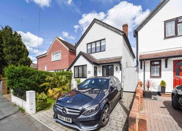 Thumbnail 4 bed detached house for sale in Bourneside Road, Addlestone