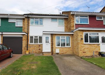 Thumbnail 3 bed terraced house for sale in Firfield Road, Benfleet