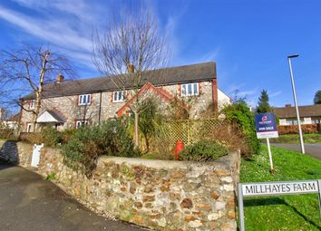 Thumbnail 4 bed semi-detached house for sale in Millhayes Farm, Hemyock, Cullompton