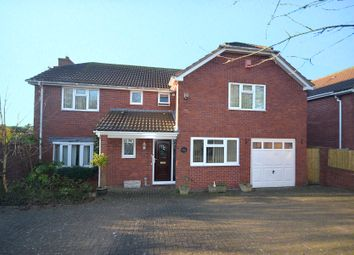 Thumbnail 5 bed detached house for sale in Woodwater Lane, Woodwater Lane, Exeter