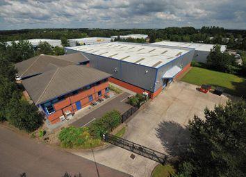 Thumbnail Warehouse to let in Europa Point, Europa Boulevard, Warrington, Cheshire