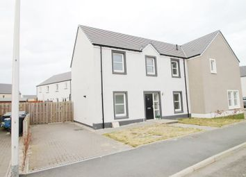Thumbnail 4 bed semi-detached house for sale in 21, Stewart Crescent, Peterhead AB423Fq